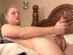 Young Straight Man Linden Works His Big Cock