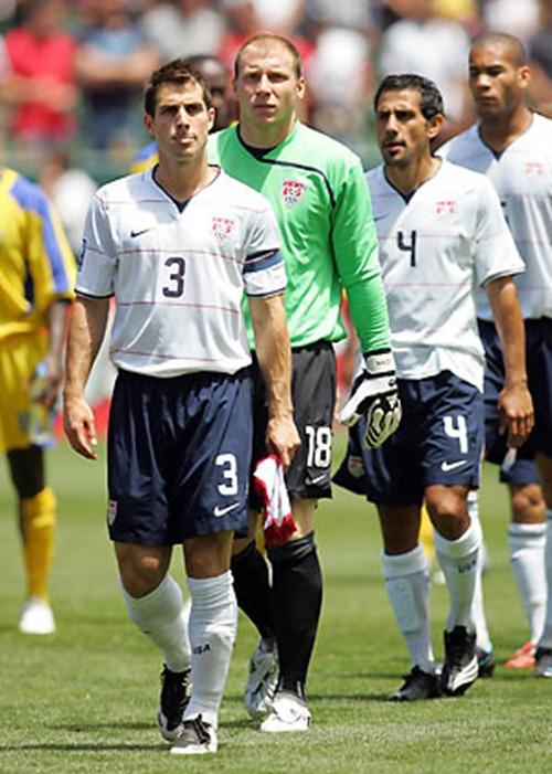 Carlos Bocanegra World Cup 2010