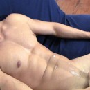 Straight Fraternity – Nikko Shows Off His Muscled Body & Jerks Off
