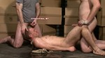 Straight Hell – Angry Straight Cage Fighter John Fucked & Covered In Cum