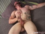 SpunkWorthy – Straight Redhead Darren Squirts Massive Loads Again