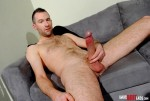 HardBritLads – Rugged Straight Footballer Ed Shows Off His 9-Inch Cock