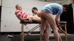 Brutal Tops – Master Mike & Master Lee Brutally Treat Their Sub Boy