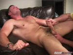 SpunkWorthy – Muscled Hairy Military Dude Brady Busts A Nut