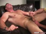 SpunkWorthy – Muscled Hairy Military Dude Brady Busts A Nut