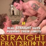 Straight Fraternity – Tall & Rugged Straight Dude Kip