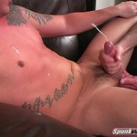 SpunkWorthy – Straight Jock Riley Gets His First Gay Handjob