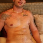 ManAvenue – Cheeky Muscled Stud Al-B Shows Off & Wanks Off