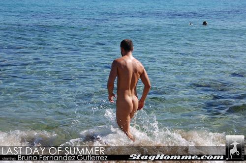 Staghomme - Last Day Of Summer With Bruno Fernandez Gutierrez - Rough Straight Men-9105