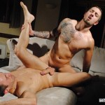 Hard Brit Lads – Sweaty Muscled Studs Troy & Caleb Fucking Hard