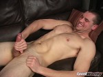 SpunkWorthy – Tall Naked Straight Footballer Craig Rubs One Out