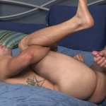 Chaosmen – Horny & Hairy Stone And Micah Flip-Flop Fucking