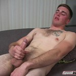 SpunkWorthy – Hot Marine Evan Rubs One Out