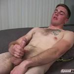SpunkWorthy – Hot Marine Evan Rubs One Out
