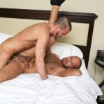 Manhandled – Manly Fucker Steve Vex Ravages Scott Campbell's Ass