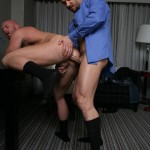 Manhandled – Handsome Dean Monroe Fucks His Colleague Mitch Vaughn