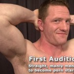 First Auditions – Hot Masculine Lad Fraser's First Interview