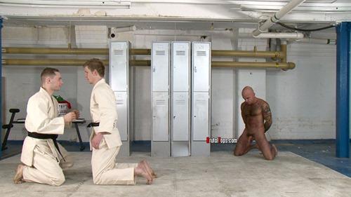 Judo nude