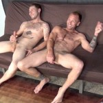Straight Fraternity – Rough Straight Motorcycle Guys Experiment With Cock