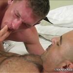 ManHandled – Muscled Stud Adam Fucks His Buddy Kieron Like Crazy