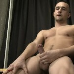 First Auditions – Masculine Naked Straight Guy Brian Fully Inspected