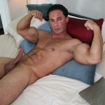 Manavenue – Muscled Horn Dog Jorge Alvarez Modeling His Dick