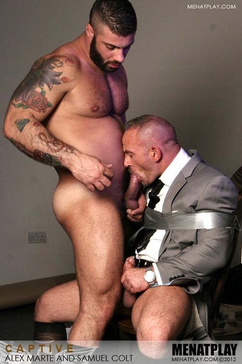 Captive starring Alex Marte and Samuel Colt (13)