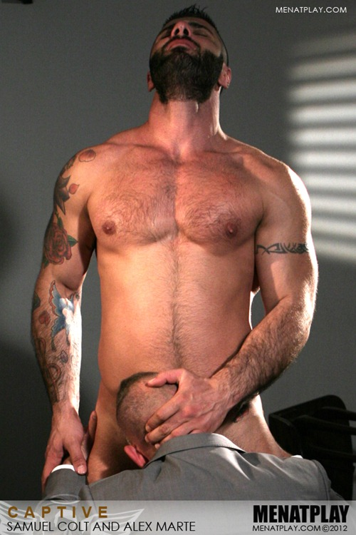 Captive starring Alex Marte and Samuel Colt (18)