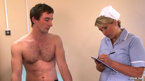 Young Horny Boys At Their Annual Physical Examination With -2756