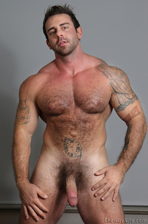 Criticism write Hairy bodybuilder xavier naked accept. opinion