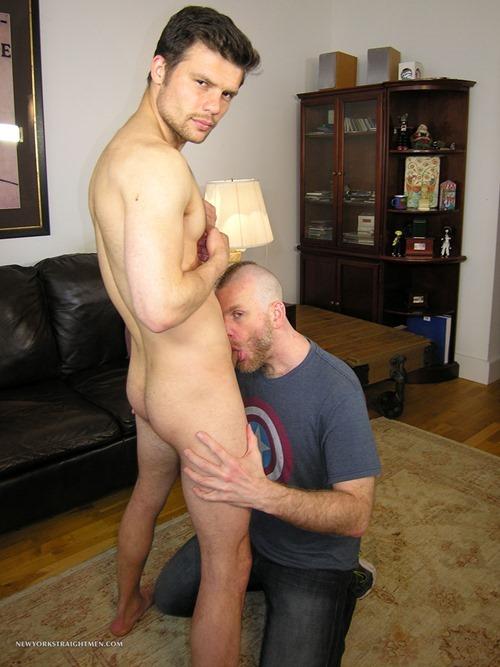 New York Straight Men gay porno
