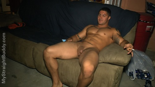 Straight Guys Naked Party