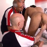 CMNM – Stuck-up Diver Gian Fully Examined By His Pervy Sponsors