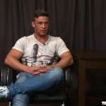 The Casting Room – Handsome, Beefy & Hung Hetero Man Tony