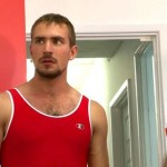 CMNM – Masculine Athlete Guy Invasively Inspected By His Sponsors