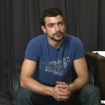 The Casting Room – First Naked Inspection For Manly Hetero Stud Alfonso