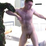 CMNM – Pervy Soldiers Pick On & Humiliate a Dozy Army Hunk