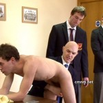 Pervy Schoolboys Logan And Vincent Stripped & Inspected