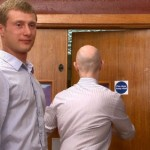 CMNM – Young Artur Gets Thoroughly Inspected in his Job Interview