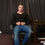 The Casting Room – Young Bodybuilder Steponas' First Audition