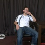 Young Straight Military Lad Shaun Is A Dirty Naughty Horndog