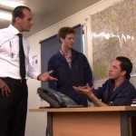 CMNM – Hairy Francois Blackmailed & Humiliated By Pervy Mechanics