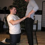 NewYorkStraightMen – Servicing Jimmy's Manly Feet and Hard Tasty Cock