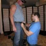 Officer R – Married & Manly Cop Serviced By Lucas