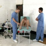 Brutal Tops – Nasty Doctors Manhandling Submissive Patient