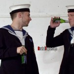 Brutal Tops – Sex-Starved Sailors Punish a Lowly Sub