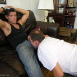 New York Straight Men – Masculine Phys Ed Teacher Scott Serviced Again