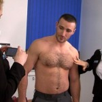 Masculine Hairy Stud Terry Butcher Inspected By Imperious Women