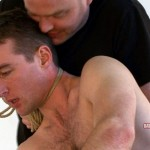 Defiant Straight Thug Shamus Gets Punished By Cruel Master
