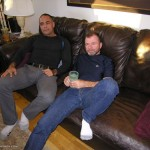 New York Straight Men – Straight Studs Vicent & Micheal Improvise With Each Other
